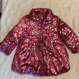 Other - ⚡️3 for $20! Toddler girl size 4 coat